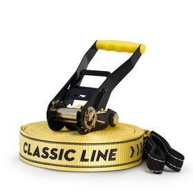 GIBBON Classic Line X13 XL - Slackline XL - jaune